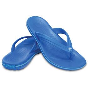 Crocs Crocband Flip Sandals Unisex Ocean/Electric Blue